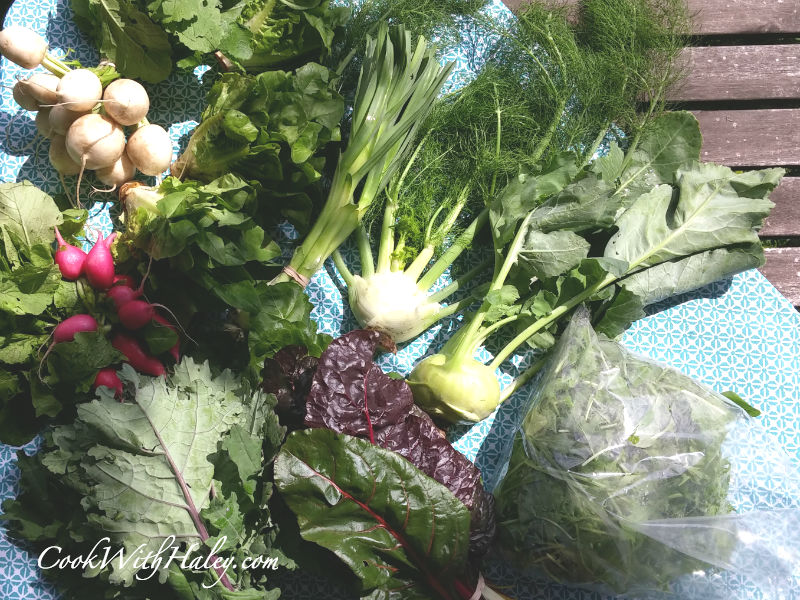 8 Tips for Storing Organic Produce