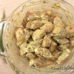 Spicy Dill and Dijon Potato Salad
