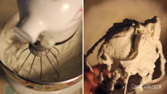 Whipped Cream with Vanilla