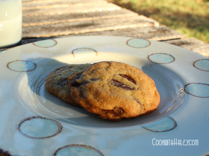 Haley's Classic Chocolate Chip Cookies