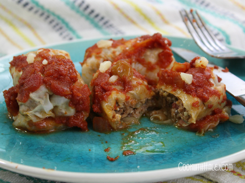 Low Carb Cabbage Rolls